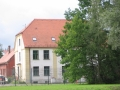 Dachau entry buildings