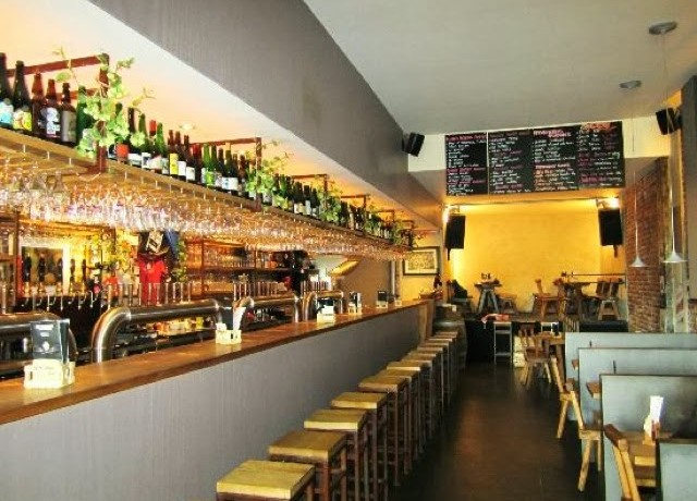 The top places for beer in Brussels