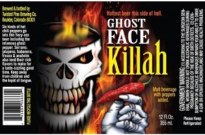 Ghost Face Killah - the hottest beer