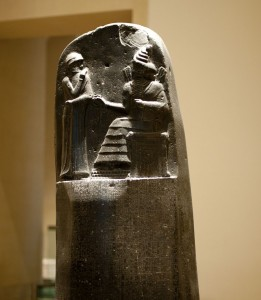 Code of Hammurabi - regulating beer and brewing