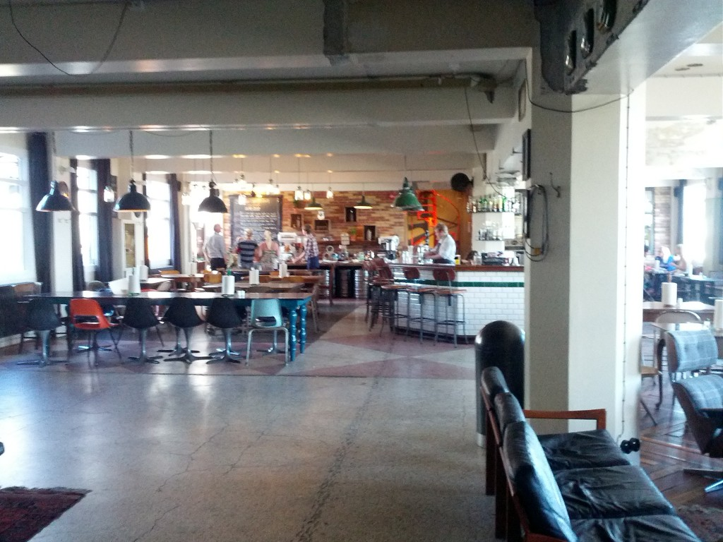 Kex Hostel Lounge - Reykjavik - A great place to find travel companions
