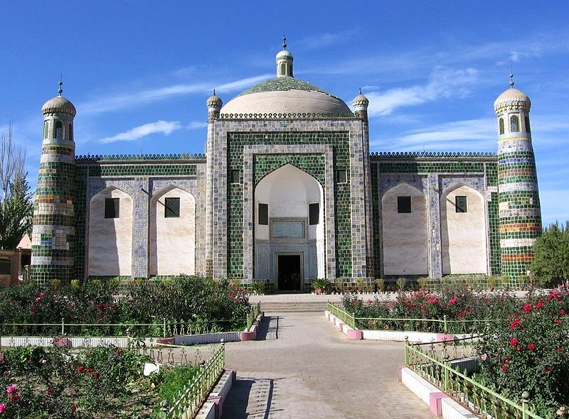 Kashgar Tomb of Apakh Khoja
