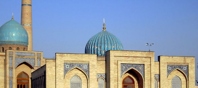 A Backpacker's Travel Guide to Tashkent
