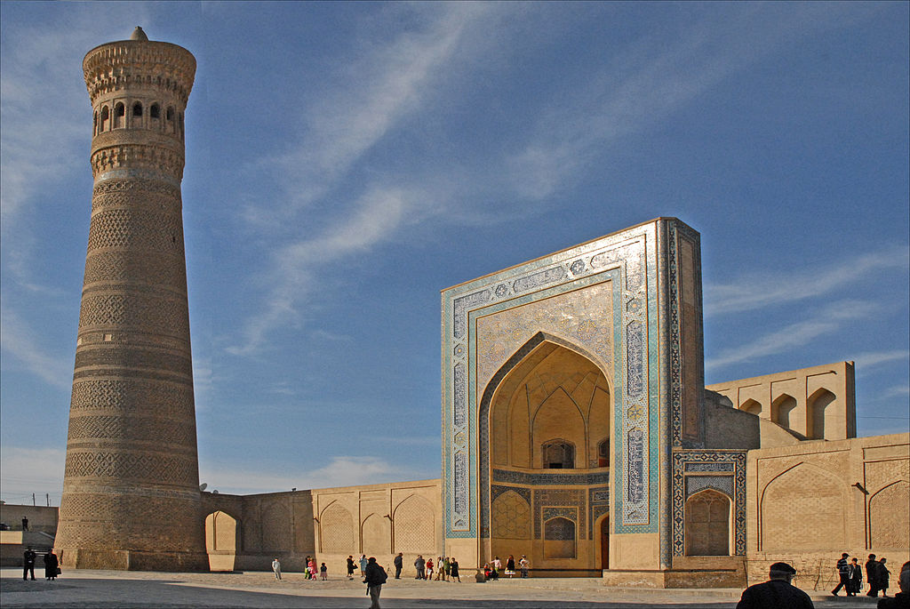 Kalan Minaret and Mosque - Bukhara