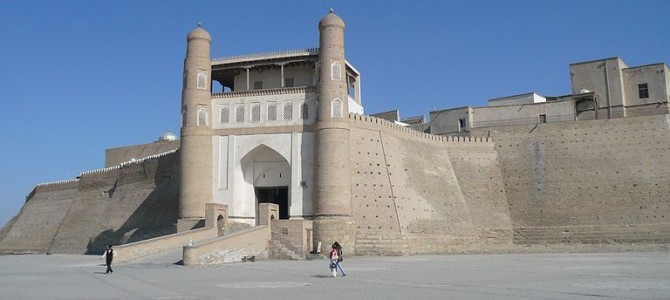 A Backpacker's Travel Guide to Bukhara